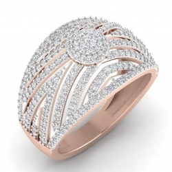 THE GALLANO COCKTAIL RING