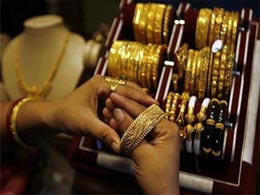 Government lowers import tariff value of gold to USD 550 per 10 gm